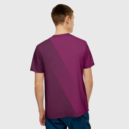 Мужская футболка 3D  Фото 02, Manchester city 2018 Элита