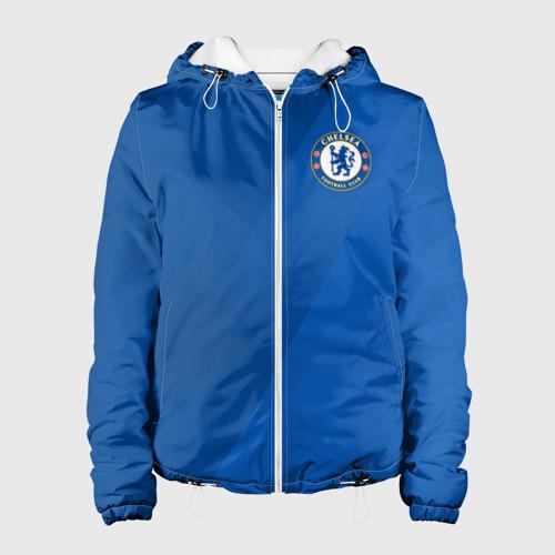 Женская куртка 3D Chelsea  2018 Элитная форма Фото 01