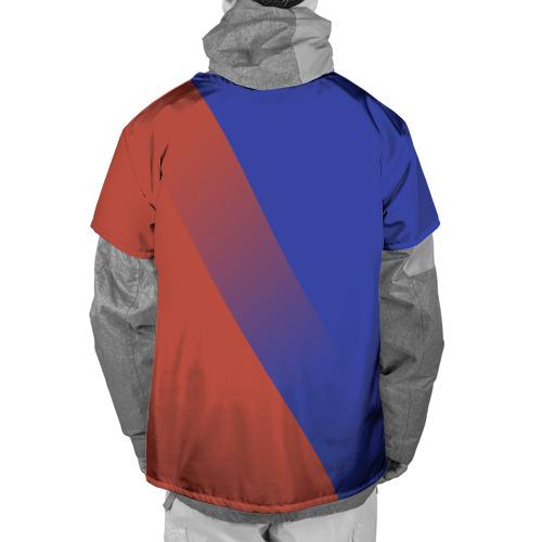 Накидка на куртку 3D Atletico Madrid 2018 Элитная Фото 01
