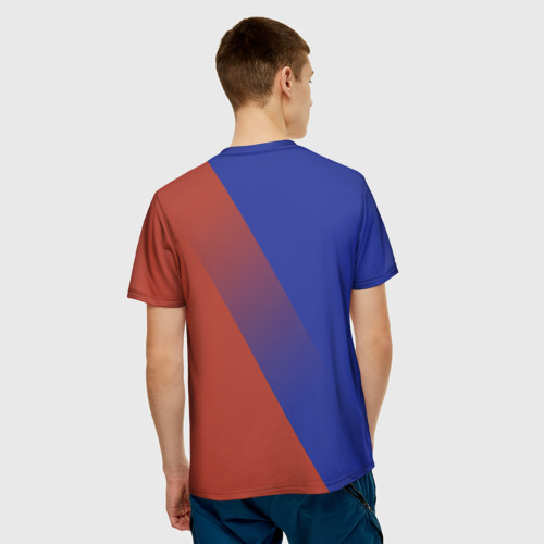Мужская футболка 3D  Фото 02, Atletico Madrid 2018 Элитная