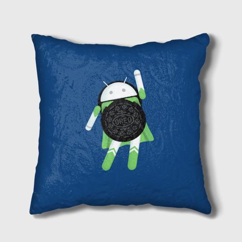 Подушка 3D  Фото 01, Android Oreo