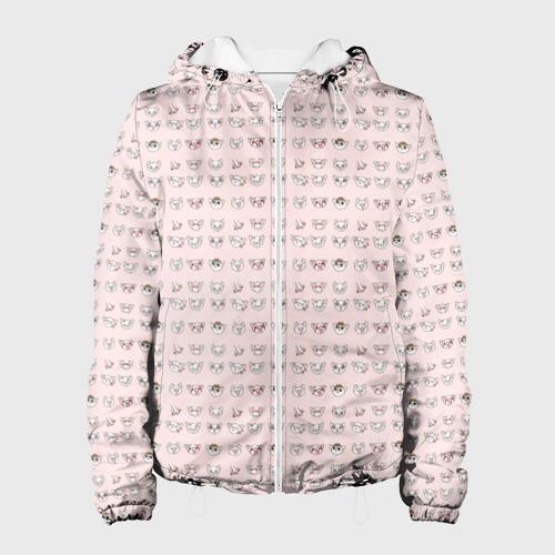 Женская куртка 3D  Фото 01, Смешные чихуахуа