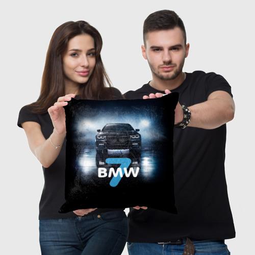 Подушка 3D  Фото 03, BMW 7 series