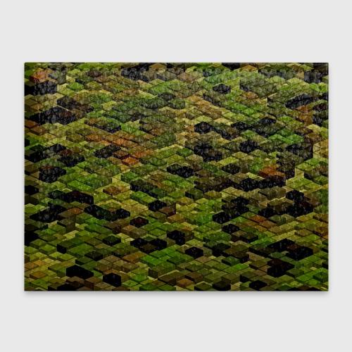 Обложка для студенческого билета  Фото 01, block camouflage