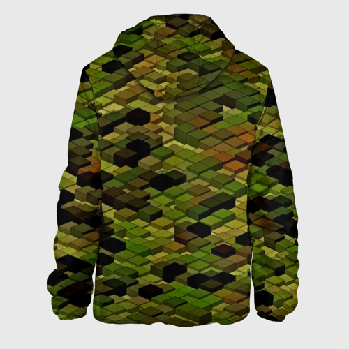 Мужская куртка 3D  Фото 02, block camouflage