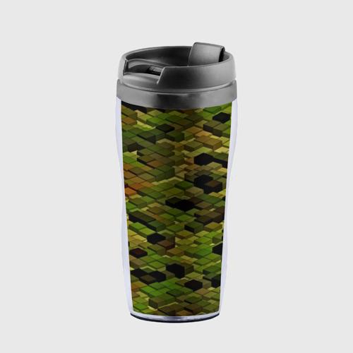 Термокружка-непроливайка block camouflage