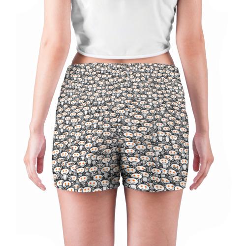 Женские шорты 3D  Фото 04, Reddit army
