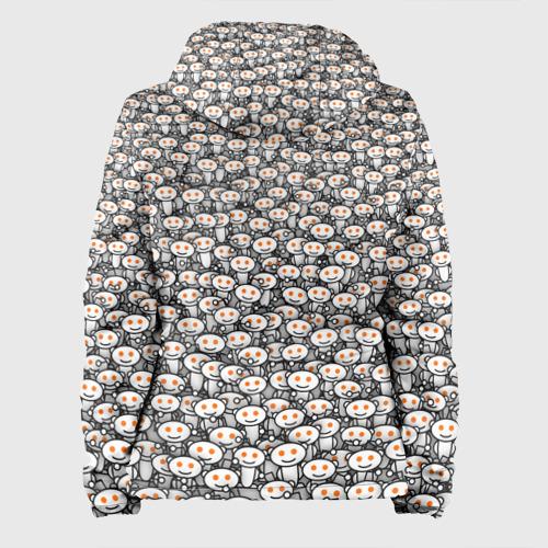 Женская куртка 3D Reddit army Фото 01