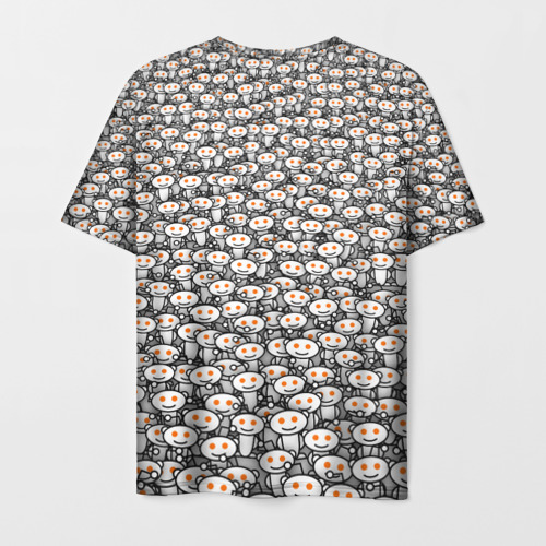 Мужская футболка 3D Reddit army Фото 01