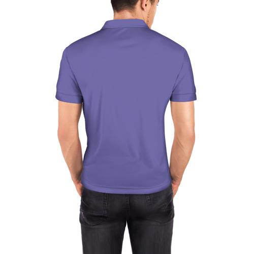 Мужская рубашка поло 3D  Фото 04, Одиннадцатая / 011