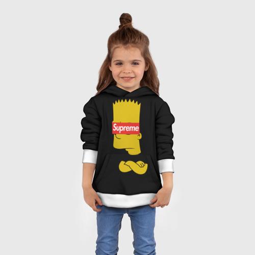 Детская толстовка 3D Simpsons Supreme