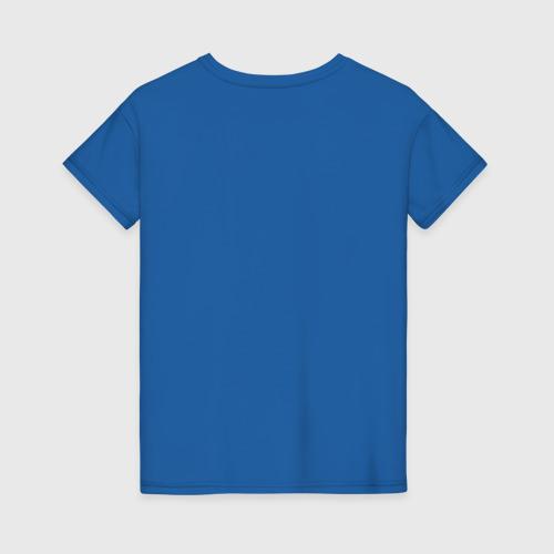 Женская футболка хлопок Черный Клевер Фото 01