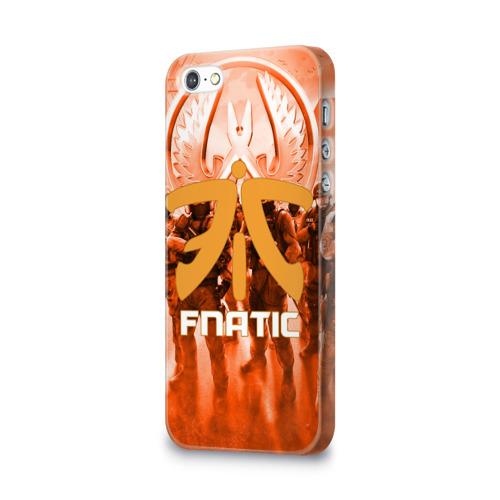 Чехол для Apple iPhone 5/5S 3D  Фото 03, FNATIC CS GO