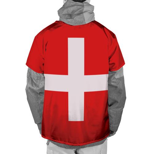 Накидка на куртку 3D  Фото 02, Швейцария