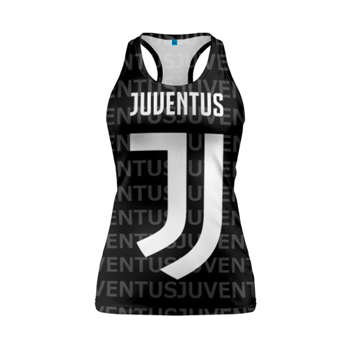 Женская майка 3D спортивная Juventus 2018 Original