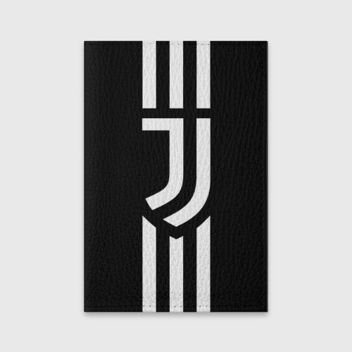 Обложка для паспорта матовая кожа Juventus 2018 Original