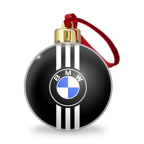 Ёлочный шар с блестками  Фото 01, BMW SPORTWEAR
