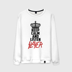 Keep calm and listen Slayer