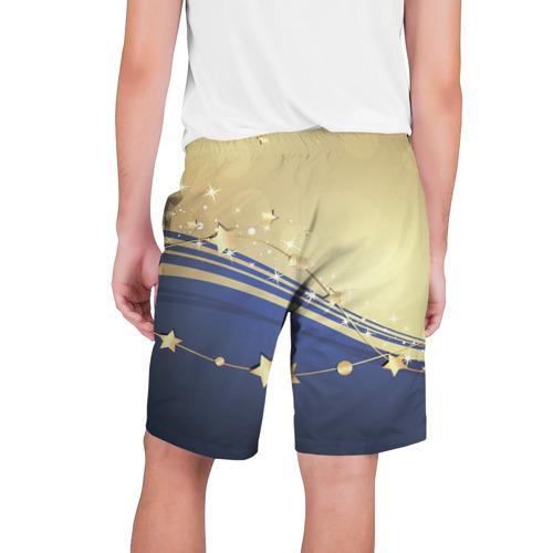 Мужские шорты 3D  Фото 02, Новогоднее чудо