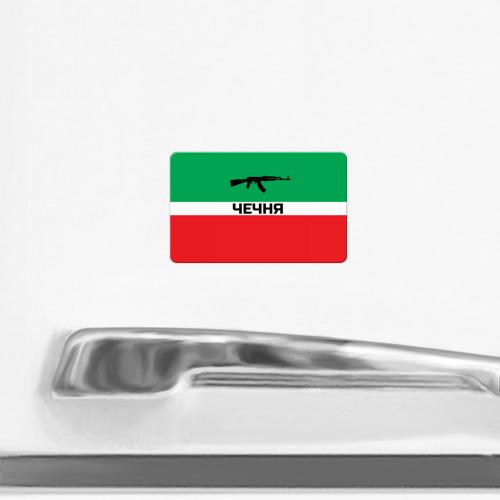 Магнит виниловый Visa  Фото 02, Чеченская Республика