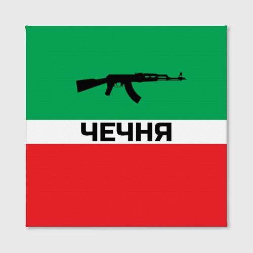 Холст квадратный  Фото 02, Чеченская Республика