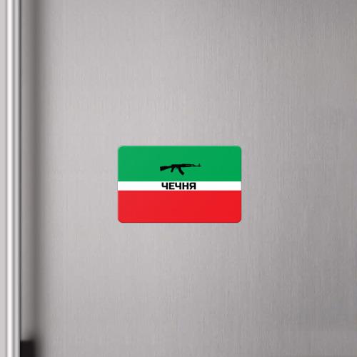 Магнит виниловый Visa  Фото 04, Чеченская Республика