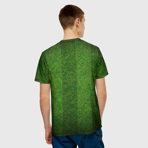 Мужская футболка 3D  Фото 02, Manchester City