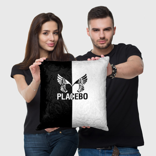 Подушка 3D  Фото 05, Placebo