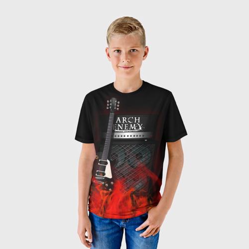 Детская футболка 3D  Фото 01, Arch Enemy