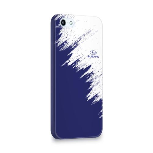 Чехол для Apple iPhone 5/5S 3D  Фото 02, Subaru