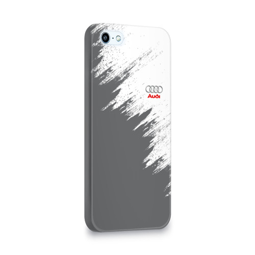Чехол для Apple iPhone 5/5S 3D  Фото 02, Audi