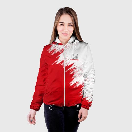Женская куртка 3D  Фото 03, Honda