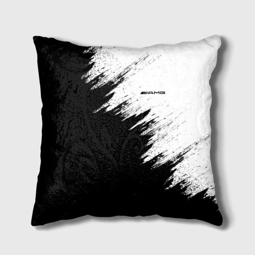 Подушка 3D  Фото 01, AMG
