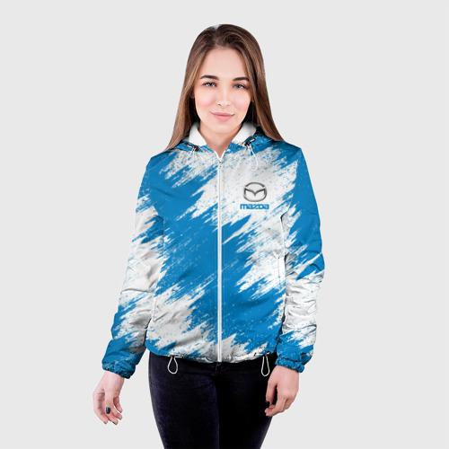 Женская куртка 3D  Фото 03, Mazda