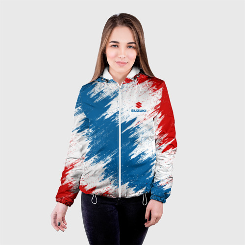 Женская куртка 3D  Фото 03, Suzuki