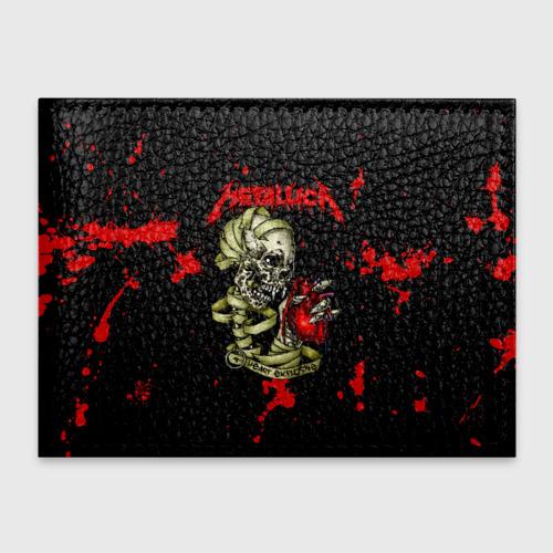 Metallica, heart explosive
