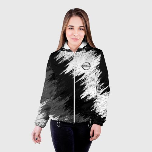 Женская куртка 3D  Фото 03, Nissan