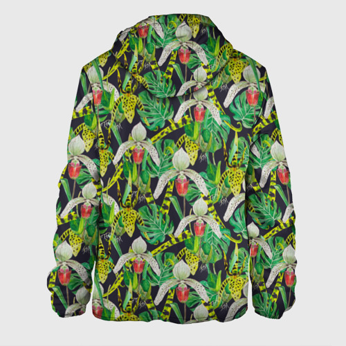 Мужская куртка 3D  Фото 02, Wild orchid