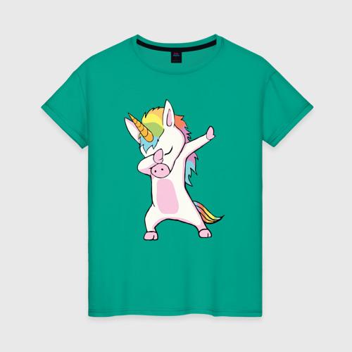 Единорог радуга, цвет: зеленый, фото 30