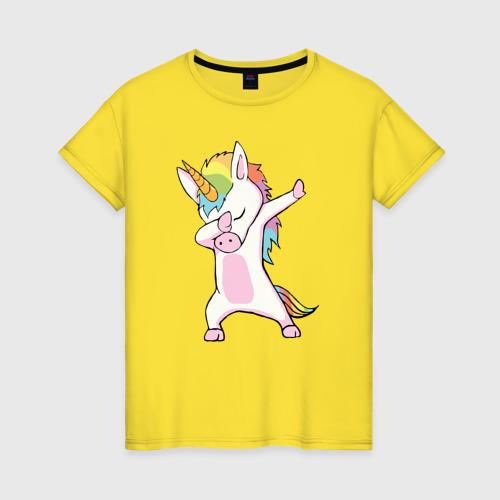 Единорог радуга, цвет: желтый, фото 15