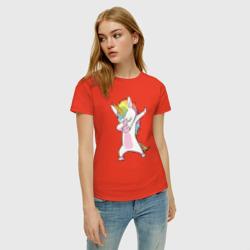 Единорог радуга, цвет: рябиновый, фото 72