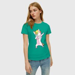 Единорог радуга, цвет: зеленый, фото 32