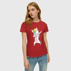 Единорог радуга, цвет: красный, фото 12