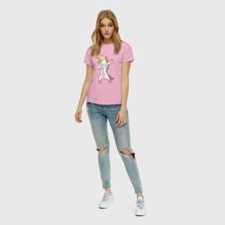 Единорог радуга, цвет: светло-розовый, фото 64