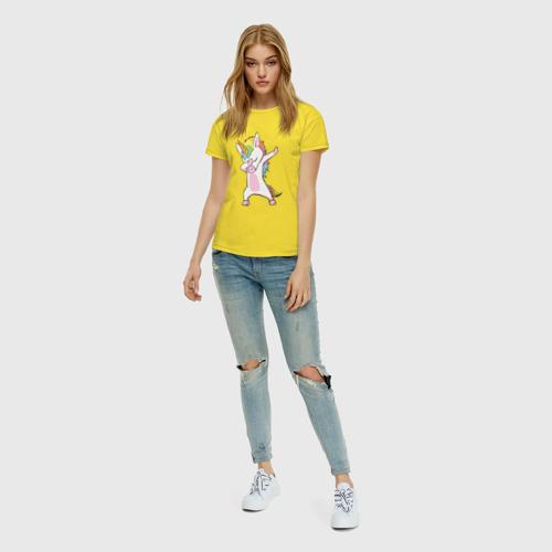 Единорог радуга, цвет: желтый, фото 19