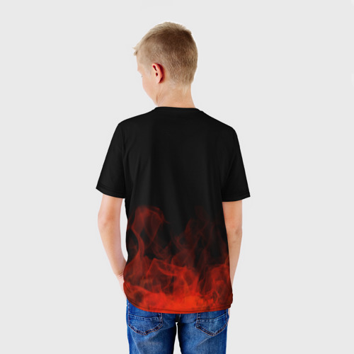 Детская футболка 3D  Фото 02, Five Finger Death Punch