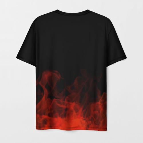 Мужская футболка 3D Sum 41 Фото 01