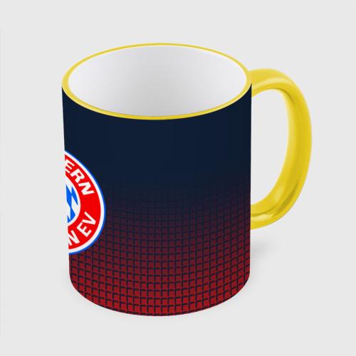 Кружка с полной запечаткой FC Bayern 2018 Original