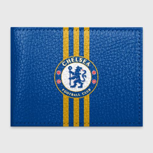Обложка для студенческого билета  Фото 01, Chelsea  2018 Gold Line