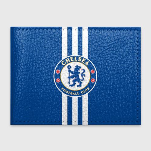 Обложка для студенческого билета  Фото 01, Chelsea  2018 White Line